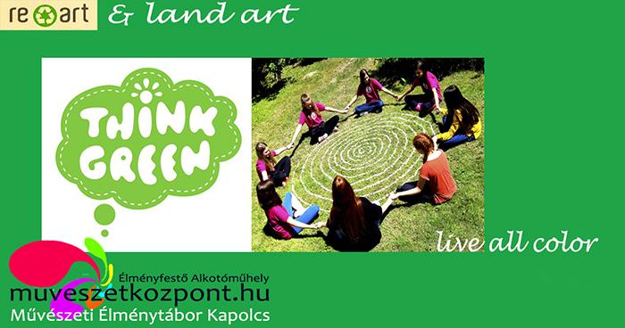 RE ART_land art plakát_muveszeti tabor