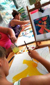 Permalink to:Művészeti workshop, csapatépítő alkotó-tréning