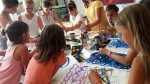 Művészeti Élménytábor Kapolcs 2017