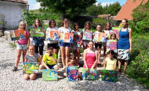 88festő tábor