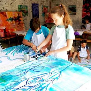 muveszeti tabor kapolcs művészeti galéria és alkotóműhely