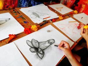 muveszeti tabor rajz anita puspok art kapolcs
