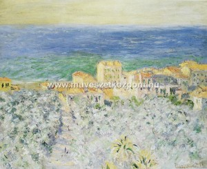 ClaudeMonet Bordighera