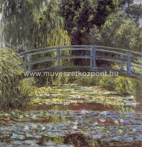 ClaudeMonet The Water Lily Pond