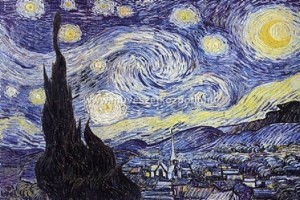 Starry-Night vangogh